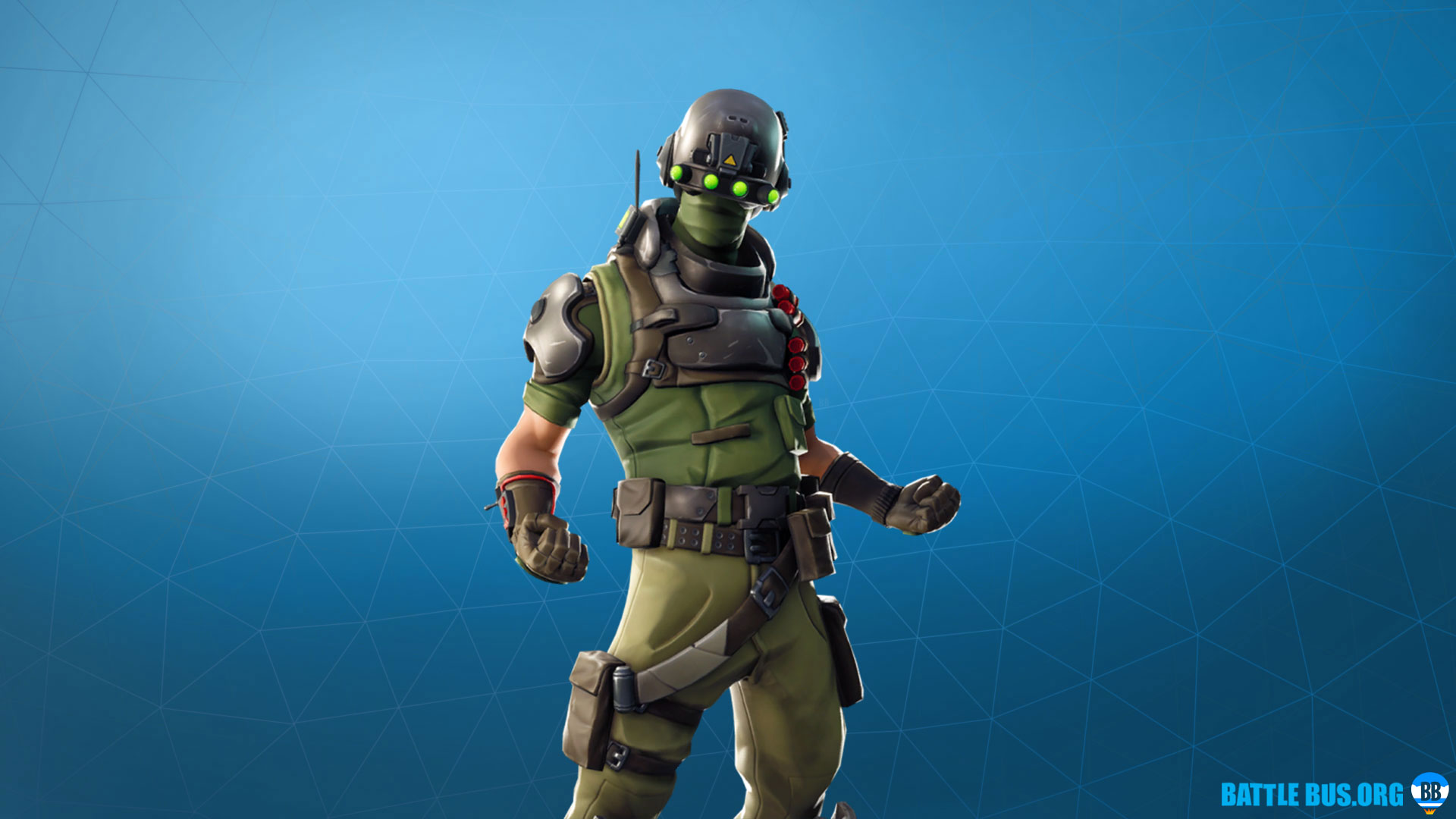 Tech Ops Outfit Fortnite