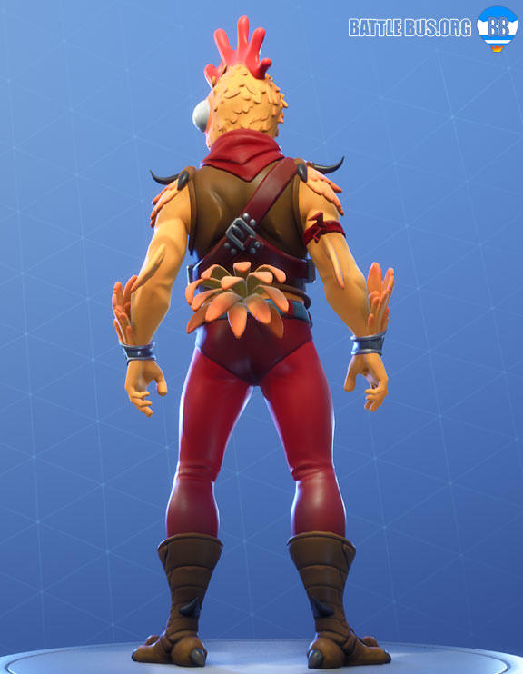 Tender Defender Fortnite