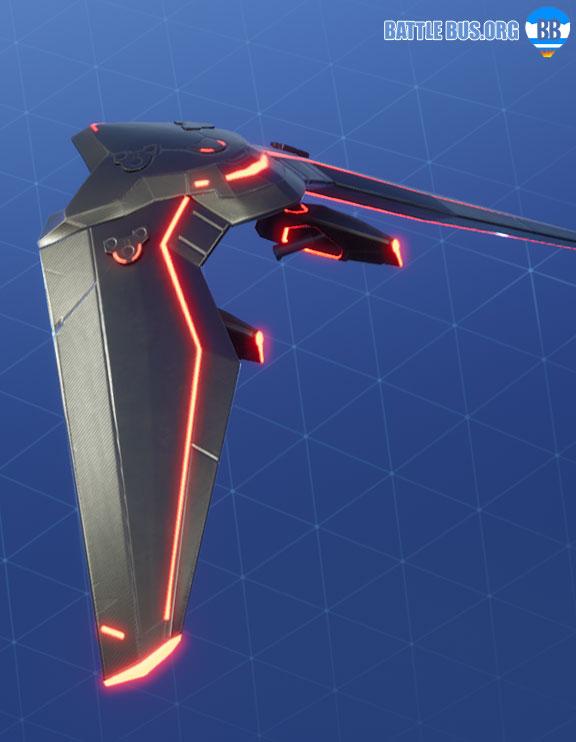 Terminus Glider Fortnite Oblivion