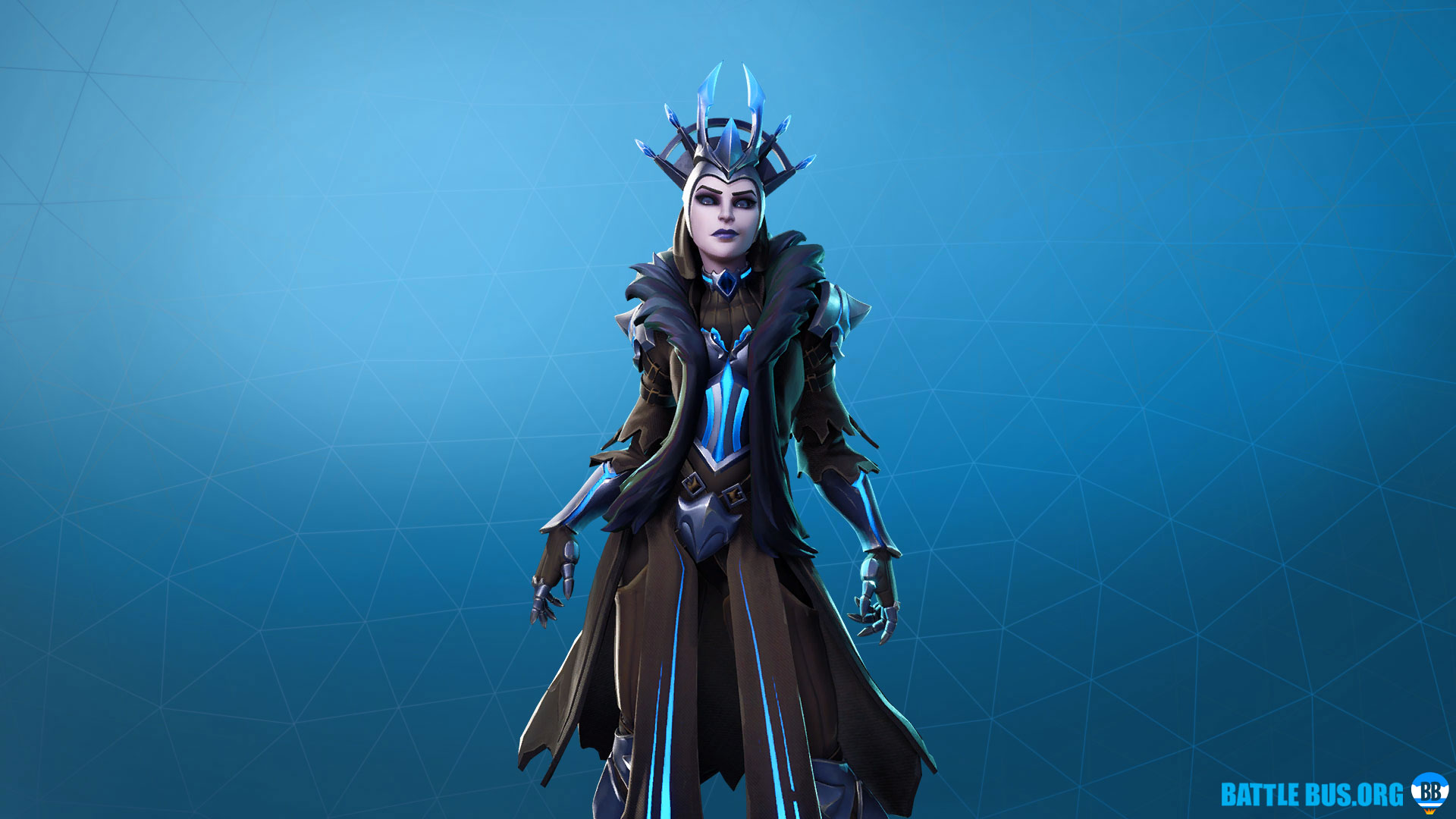 Ice Queen Outfit Fortnite Ice Kingdom Set