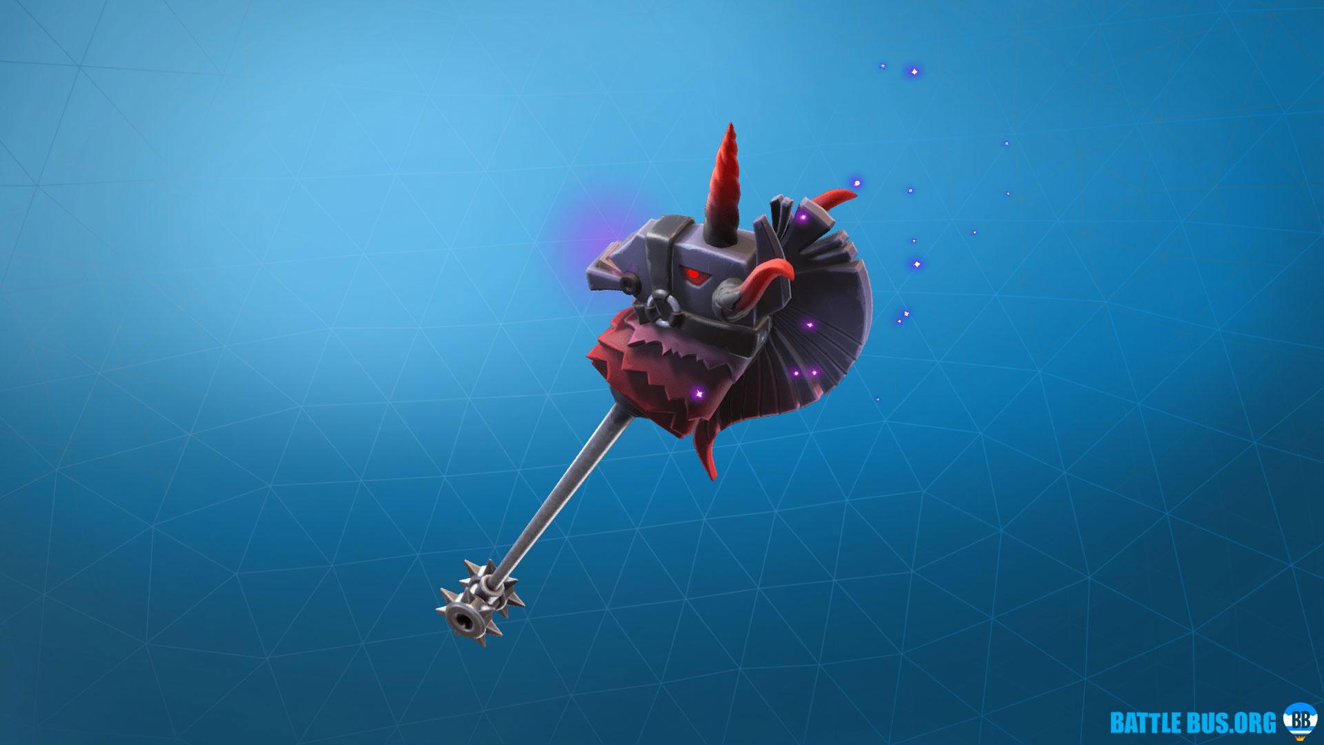 Thunder Crash Fortnite
