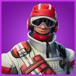 Fortnite Outfit Triage Trooper Support Squadron Set
