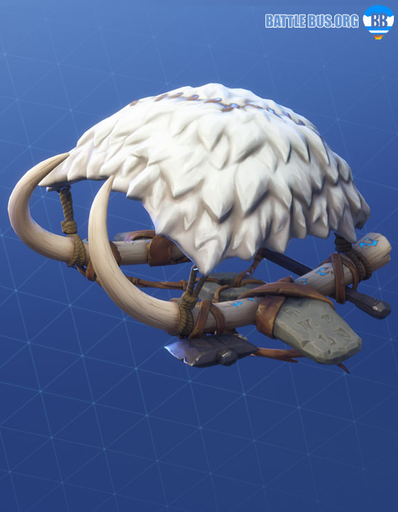 Tusk Glider Fortnite Primal Hunters Set