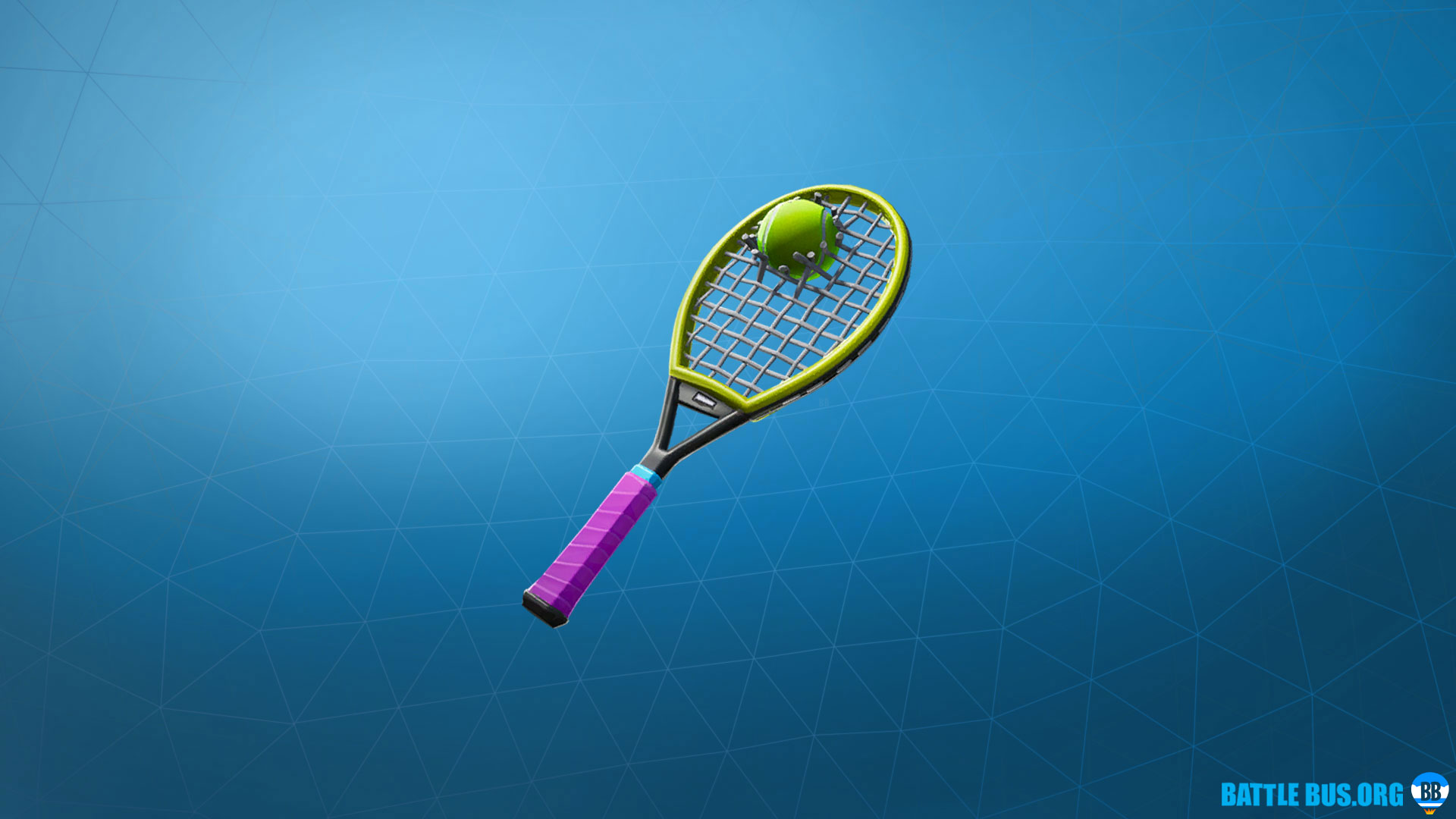 Used Racket Back Bling Volley Girl