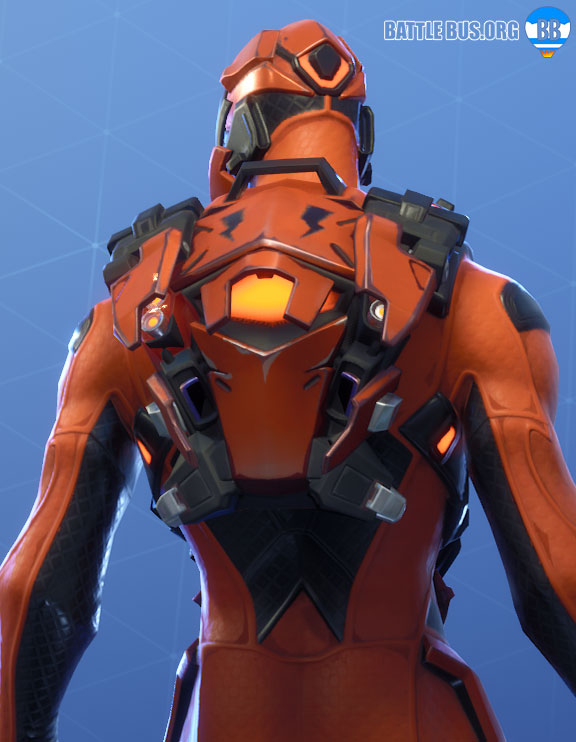 Vertex Deflector Fortnite Back Bling