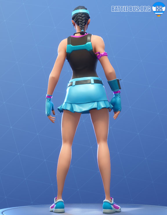 Volley Girl Outfit Fortnite