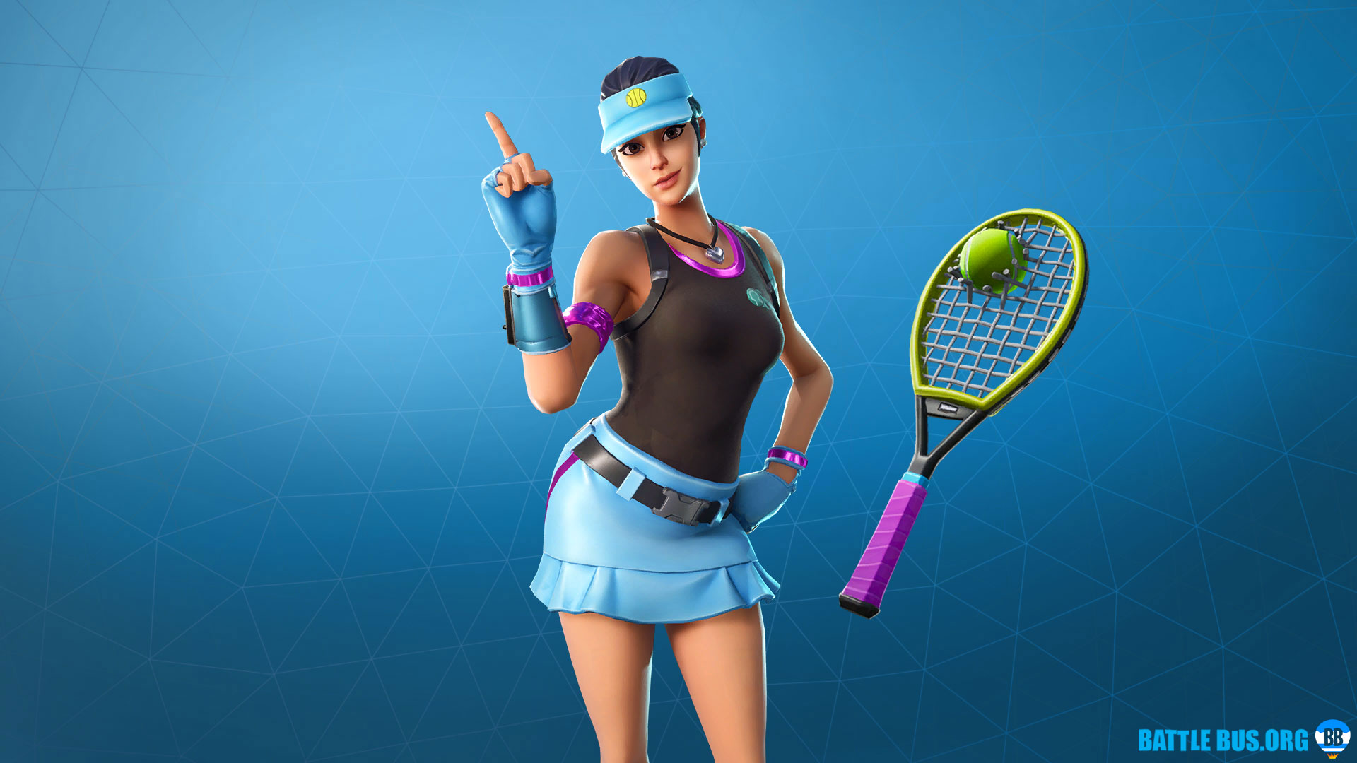 Volley Girl Set Fortnite