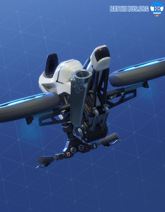 White Squall Glider Fortnite