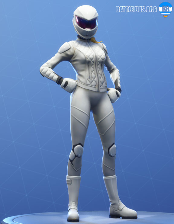 Whiteout Outfit Fortnite Vanishing Point Set