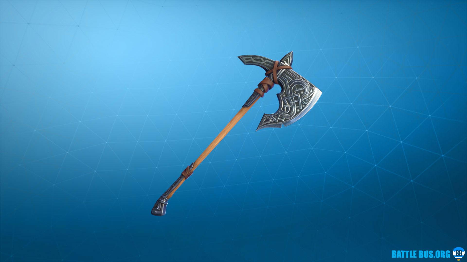 Forebearer Fortnite Pickaxe Norse Set
