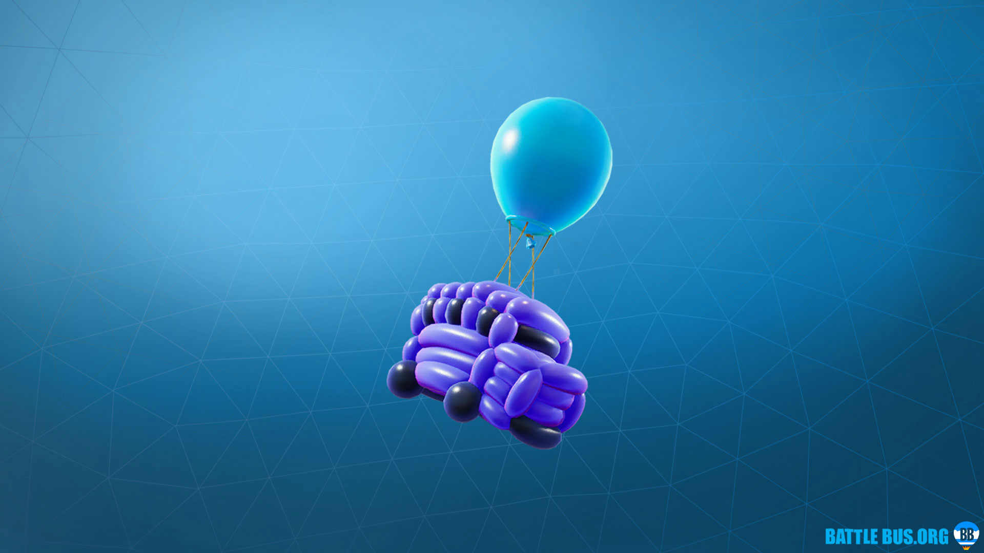 Battle Balloon Back Bling Fortnite Peekaboo Party Parade