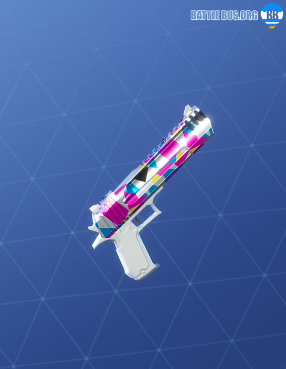 Chromatic Wrap Fortnite Desert Eagle
