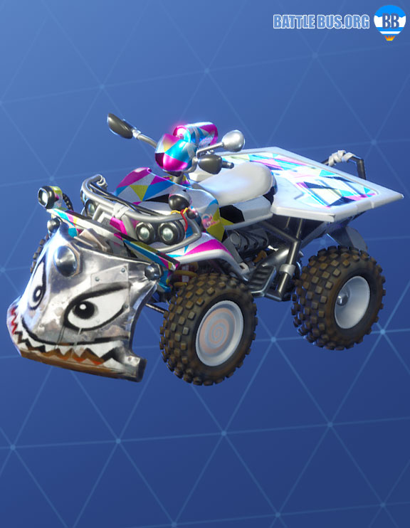 Chromatic Wrap Fortnite Quadcrasher