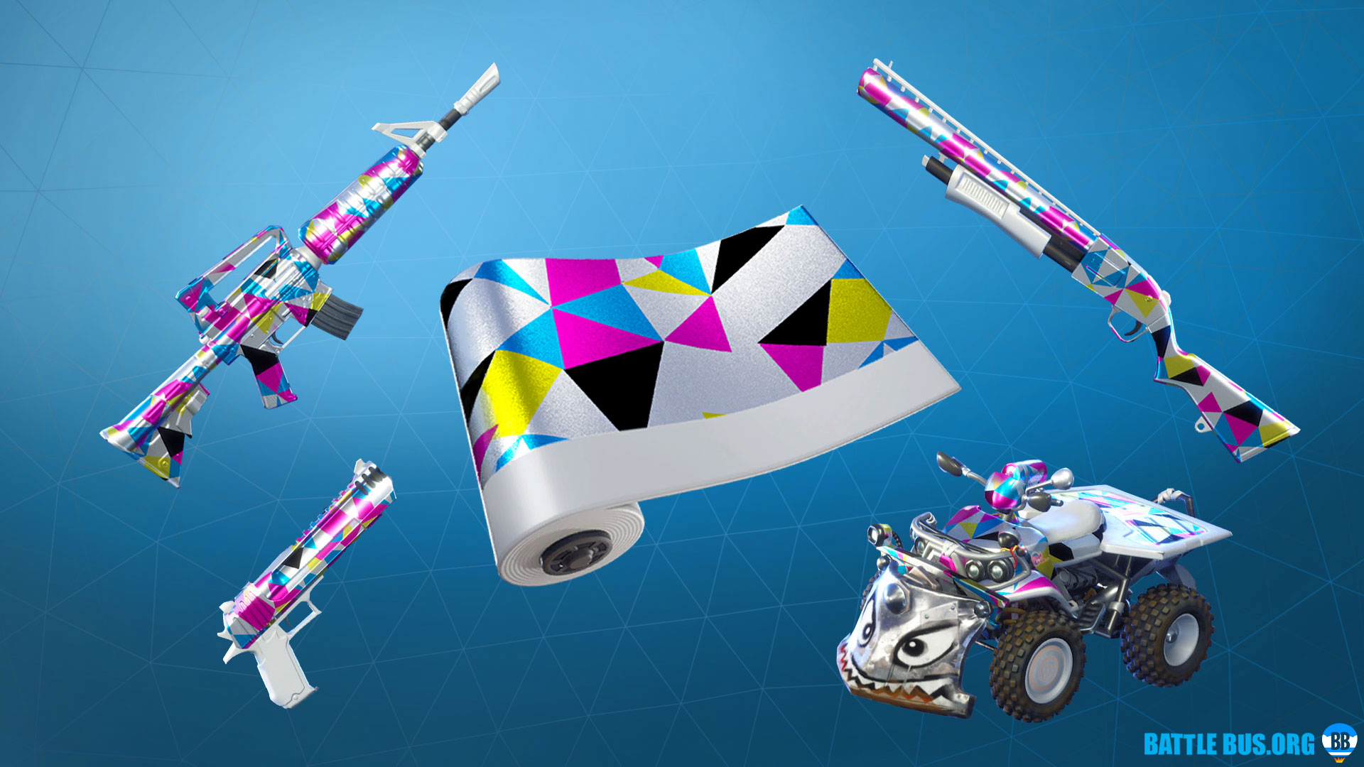 Chromatic Wrap Fortnite
