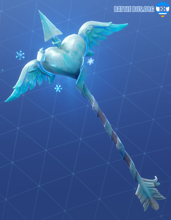 Cold Hearted Pickaxe Frozen Legends Set Fortnite