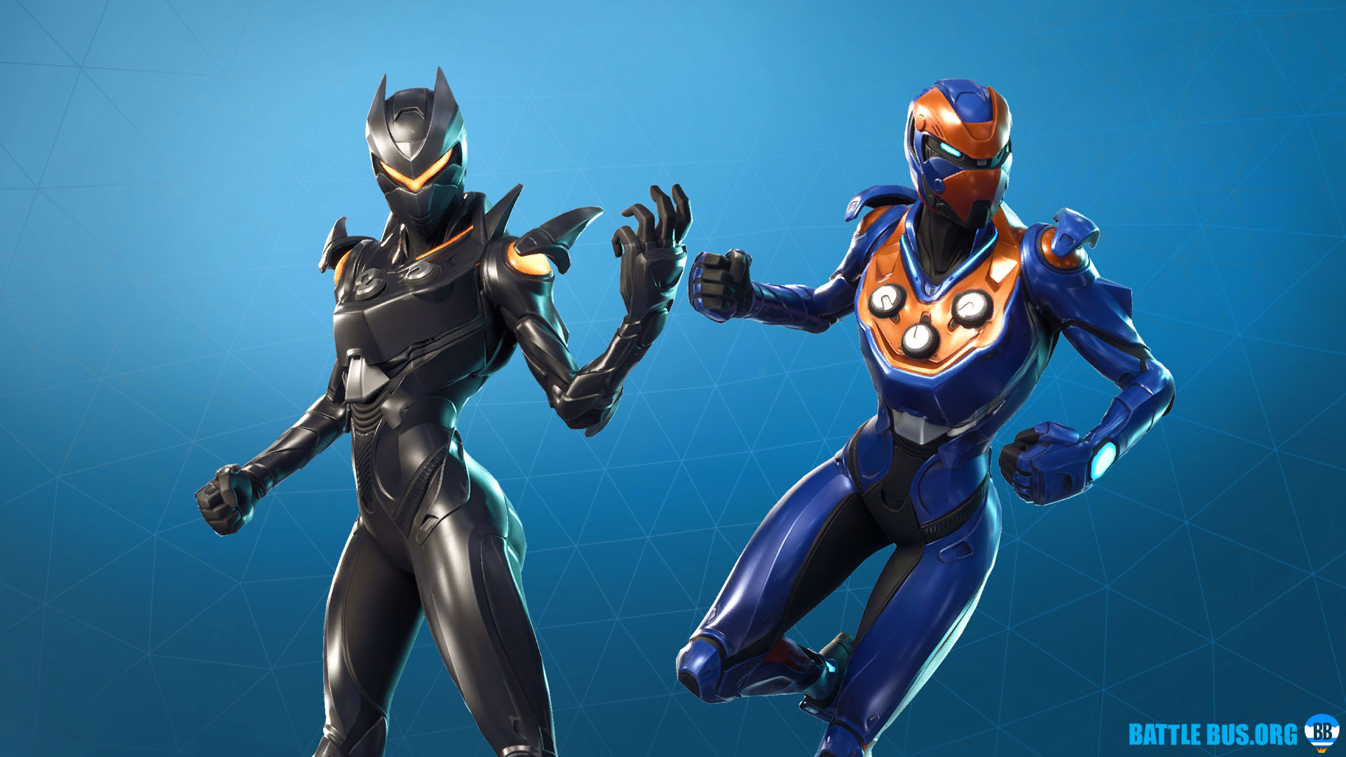 Criterion Oblivion Outfit Set Fortnite