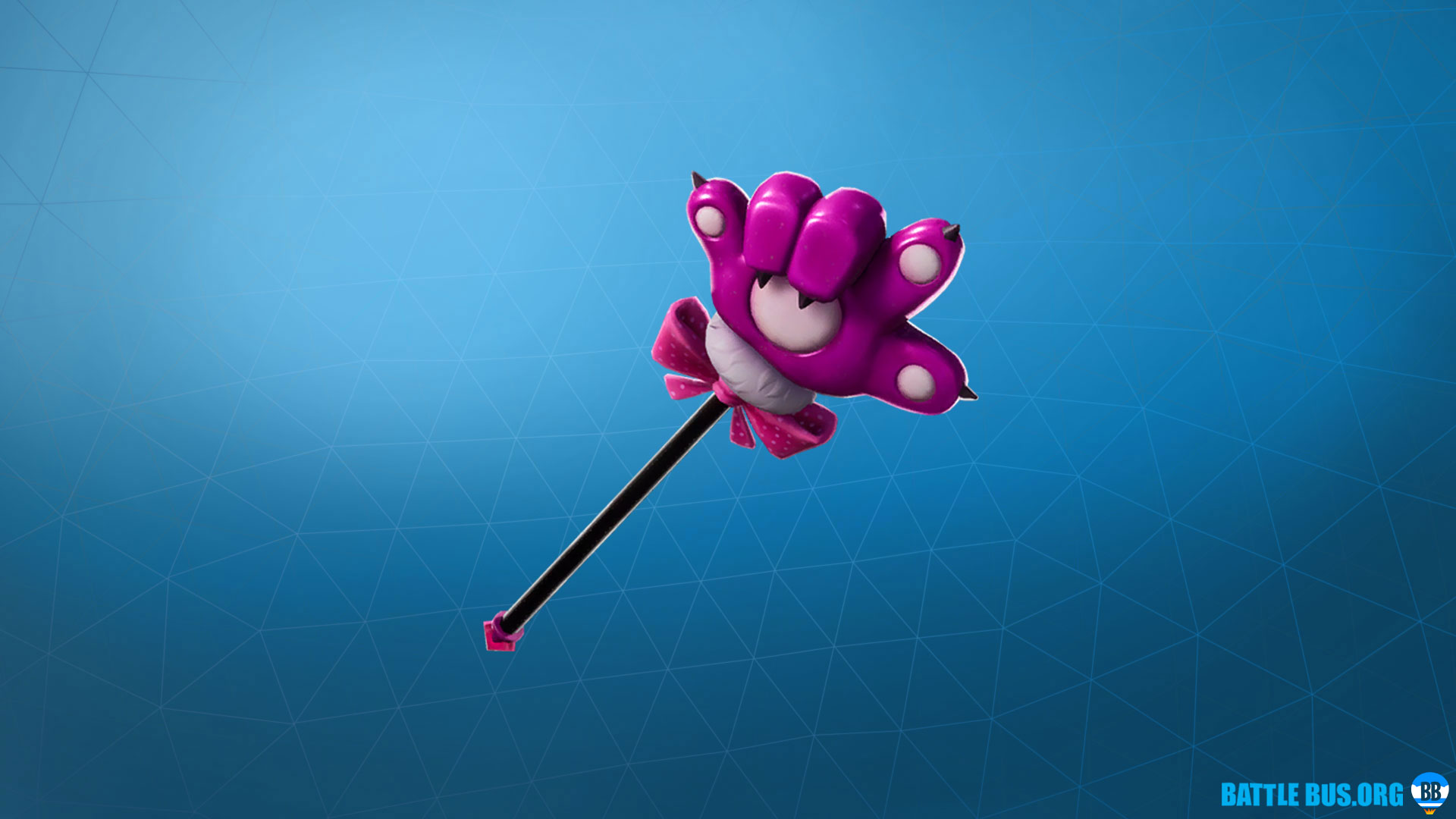 Cuddle Paw Pickaxe Fortnite Royale Hearts Set