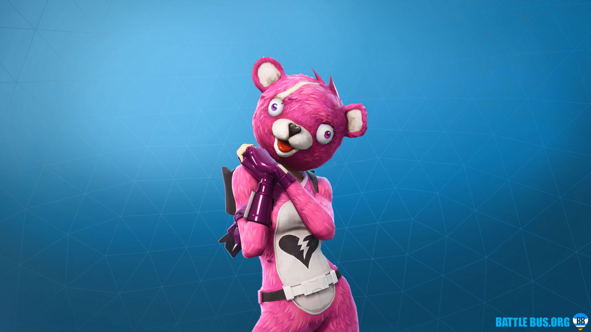 Cuddle Team Leader Outfit Fortnite Royale Hearts Set Bear