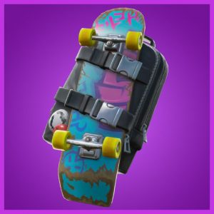 Fortnite Back Bling Board Bag