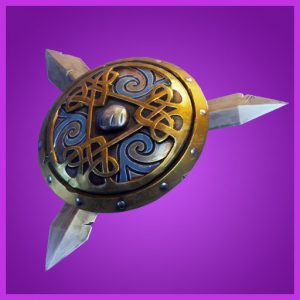 Fortnite Back Bling Buckler