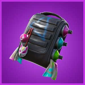 Fortnite Back Bling Cannister Carrier