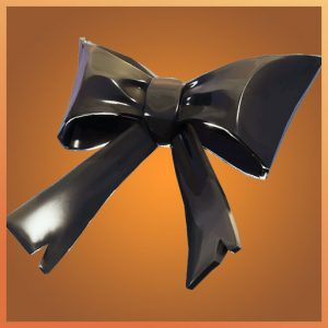 Fortnite Back Bling Cuddle Bow
