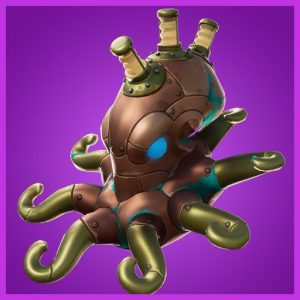 Fortnite Back Bling Octotank