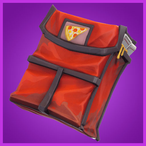Fortnite Back Bling Special Delivery