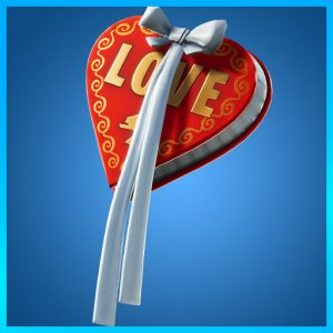 Fortnite Back Bling Sweetheart