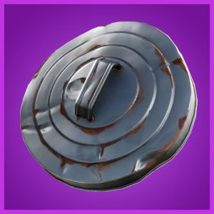 Fortnite Back Bling Trash Lid Kitbash Boneyard Set
