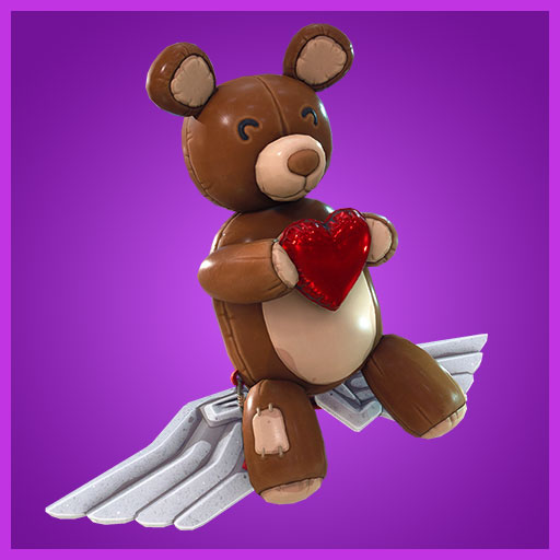 Fortnite Glider Bear Force One