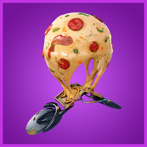 Fortnite Glider Extra Cheese