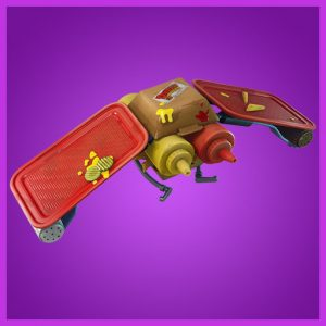 Fortnite Glider Flying Saucer Durrr Burger