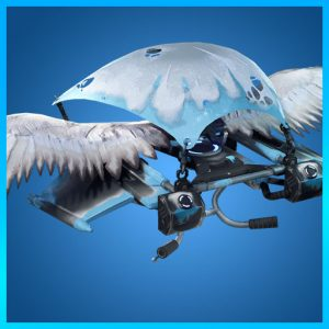 Fortnite Glider Frozen Feathers Frozen Legends
