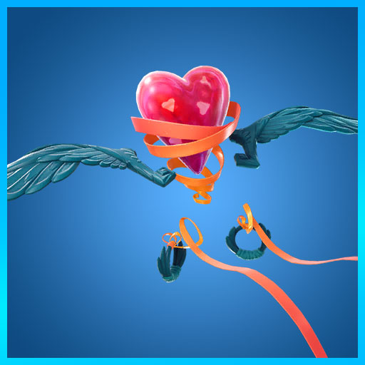 Fortnite Glider Heartspan