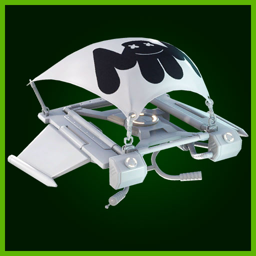Fortnite Glider Mellow Rider