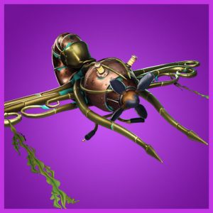 Fortnite Glider Nautilus Deep Sea Set