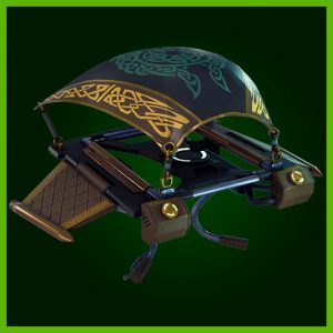 Fortnite Glider Storm Sigil Laoch Set