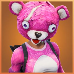 Fortnite Outfit Cuddle Team Leader