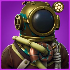 Fortnite Outfit-Deep Sea Destroyer Deep Sea Set