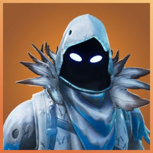 Fortnite Outfit Frozen Raven