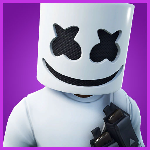 Fortnite Outfit Marshmello