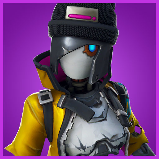Fortnite Outfit Rebel