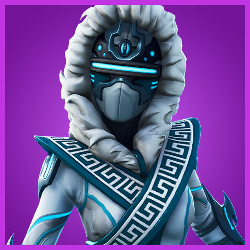 Fortnite Outfit Snowstrike
