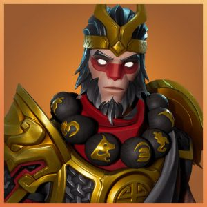 Fortnite Outfit Wukong