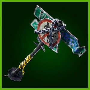 Fortnite Pickaxe Crossroads