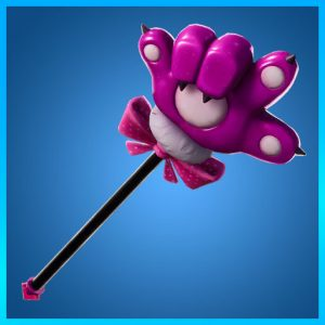 Fortnite Pickaxe Cuddle Paw