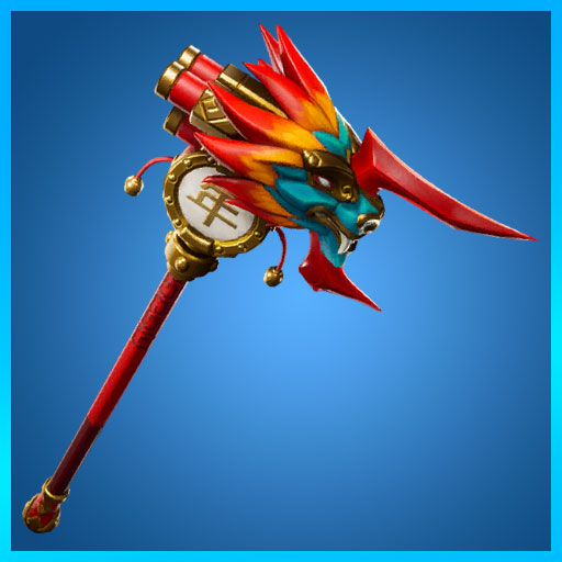 Fortnite Pickaxe Outburst