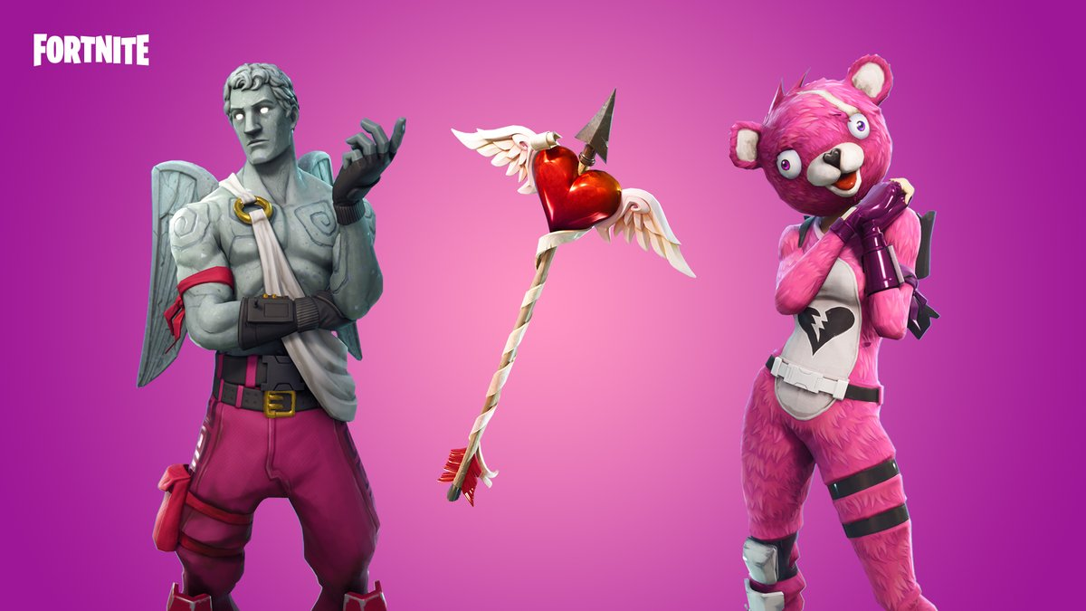 Fortnite Wallpaper Cuddle Team Leader Promo