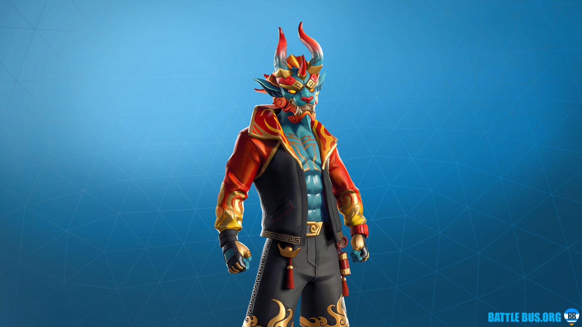 Fortnite Wallpaper Firewalker Outfit
